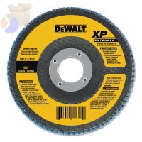 "4-1/2""X5/8""-11 80 GRIT ZIRCONIA FLAP DISC WHEEL"