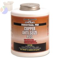 Anti-Seize Compounds, 1 lb Brush Top Bottle