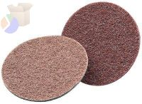 "ScotchBrite SE Surface Conditioning Discs, 4"", 13000 RPM, Aluminum Oxide, Brown"