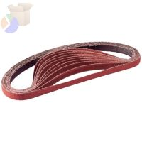 Cloth Belts 777F, 1/4 in X 24 in, P120