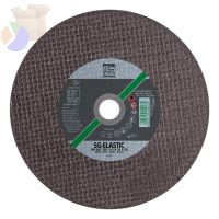 Metal Cut-Off Wheel, 14 in Dia, 1/8 in Thick, 24 Grit Alum. Oxide