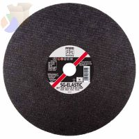 A-SG Chop Saw Cut-Off Wheel, 16 in Dia, 1/8 in Thick, G, 36 Grit, Alum Oxide