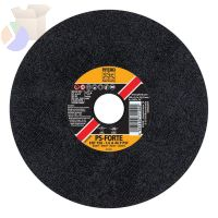 A-PSF Thin Cut-Off Wheel, Type 1, 6 in Dia, .045 in Thick, 46 Grit Alum. Oxide