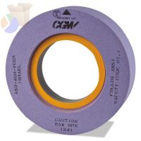 "AS3 - 30% Ceramic Cup & Surface Grinding Wheels, Type 1, 14 X 1, 3"" Arbor, 46, I"