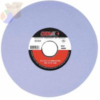 "AZ Cool Blue Surface Grinding Wheels, Type 1, 8 X 1/2, 1 1/4"" Arbor, 60, I"