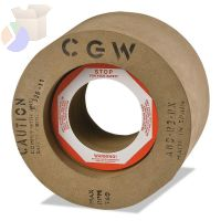 "Rubber Feed Regulating Wheels, Type 5, 8 X 4, 3"" Arbor"