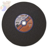 Cut-Off Wheel, Chop Saws, 14 in Dia, 3/32 in Thick, Hardness Grade P, 30 Grit