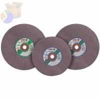 Cut-Off Wheel, Gas Saws, 14 in Dia, 5/32 in Thick, Grade T, 24 Grit, Alum. Oxide