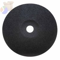 Resin Fibre Discs, Silicon Carbide, 7 in Dia., 220 Grit