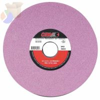 "Pink Surface Grinding Wheels,, 7 X 1/2, 1 1/4"" Arbor, 60, H"