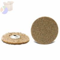 Quick Change Discs, 2 in, 25,000 rpm, Coarse, Turn-On