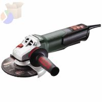 6 in Angle Grinder w/ Electronic Non-Locking Paddle Switch