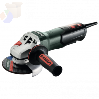 "5"" ANGLE GRINDER W/NON-LOCKING PADDLE SWITCH"