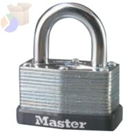 "1-3/4""W WARDED MECHANI PADLOCK LAMINATED S"