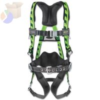 Univ AirCore construction harness w/ TB buckles
