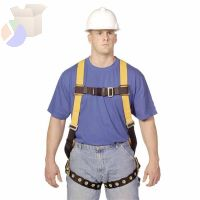 Titan T-FLEX Stretchable Harnesses, Back D-Ring, Universal