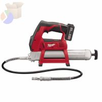 Cordless Grease Guns, 16 oz, 8,150 psi, 36 in Hose, Grease, Grease Gun