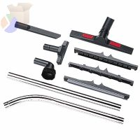 Vacuum Cleaner Kits, Wand;Crevice;(2)Nozzles;Squeegee & Rug Shoe;Brush& Insert