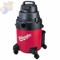 Poly Tank Vacuum Cleaners, 7 1/2 gal