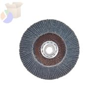 Flap Discs R822, 4 1/2 in, 40 Grit, 5/8 in Arbor, 13,000 rpm