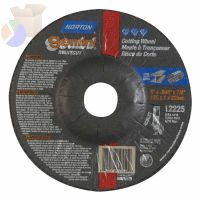 "Gemini RightCut Depressed Center Cut-Off Wheel, 5"" Dia, .045"" Thick, 7/8 in"