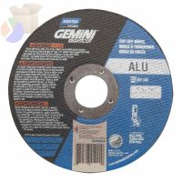 "Gemini RightCut Cut-Off Wheel, INOX/SS, 5"" Dia, .045"" Thick, 7/8 in"