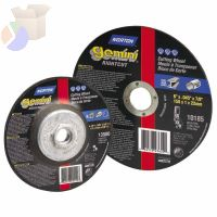 "Gemini RightCut Cut-Off Wheel, INOX, 7"" Dia, .045"" Thick, 7/8 in"