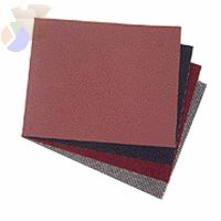 Norton Cloth Sheets, Aluminum Oxide Cloth, 180 Grit