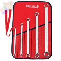 7-Piece 12-Point Offset Box Wrench Set