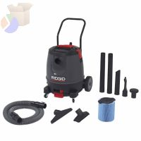 Motor-On-Bottom Wet/Dry Vac Model 1650RV, 16 gal, 6.5 hp