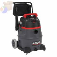 2-Stage Wet/Dry Vacuums, 16 gal, 6.5 hp