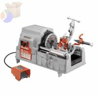 Model 535 Power Threading Machine, 1/8 in to 2 in (NPT) Pipe Capacity