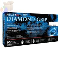 Diamond Grip Disposable Gloves