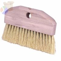Whitewash Brushes, 7 in Hardwood Block, 2 5/8 in Trim L, White Tampico Fill