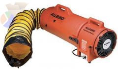 PLASTIC COM-PAX-IAL BLOWER W/25FT CANISTER