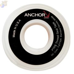 White Thread Sealant Tapes, 1in. x 260 in., White