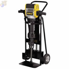 Heavy-Duty Pavement Breakers, 900 blows/min, w/ 4 Chisels; Hammer truck