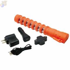 EMERGENCY LED BATON ROAD FLARE 3-RED LED