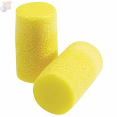 E-A-R Classic Plus Foam Earplugs, PVC, Yellow, Uncorded