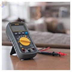 ToolSmart Bluetooth Connected Digital Multimeters, 10 Function, 600V AC/DC