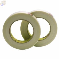 Scotch Industrial Grade Filament Tape 893, 0.47 in x 60 yd, 300 lb/in Strength