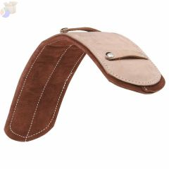 LEATHER BELT PAD FOR USE
