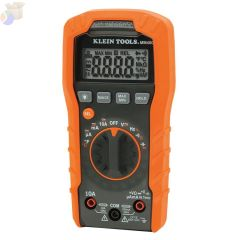 MM400 Digital Multimeters, 19 Function, 32°F to 104°F, 10A (AC/DC)