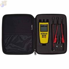 Ranger Testing Kit with Case and Adaptors, (4) AA alkaline batteries