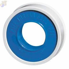 PTFE Pipe Thread Tapes, 520 in L X 1/2 in W