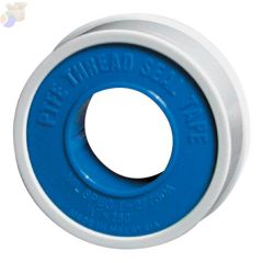 PTFE Pipe Thread Tapes, 520 in L X 3/4 in W