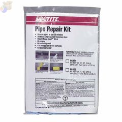 Pipe Repair Kits, 12 ft X 4 in White Tape, Epoxy stick, Gloves