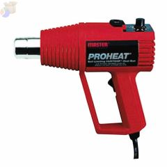 Proheat Varitemp Heat Guns, Switch (3 Pos-Off/On/Heat), 1,000 °F, 11 A, w/Stand