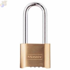 "CHANGEABLE COMBINATION PADLOCK W/2-1/4"" SH"