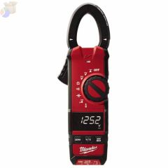 Digital Clamp Multimeters, 7 Function, 600 AAC